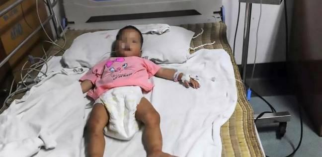 العثور على طفلة  في الأدغال بعدما ظلت مفقودة 5 أيام