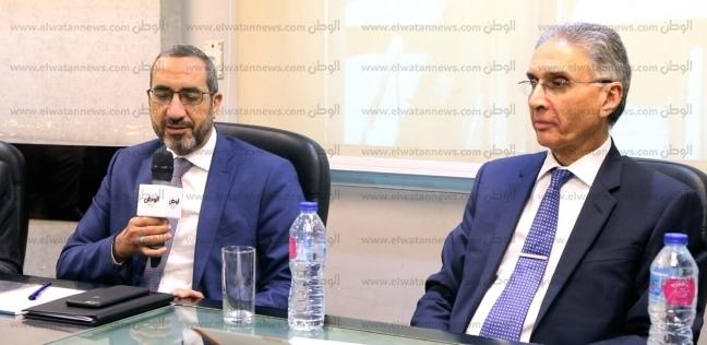 رئيس مصر للتأمين يشرح الخدمات الموجودة بشركات الممتلكات والحياة