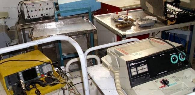 «كفر الدوار العام»: الأطباء يجبرون المرضى على إجراء العمليات فى عياداتهم الخاصة.. ووحدتا الأكسجين والأشعة خارج الخدمة.. وتكهين أجهزة حديثة