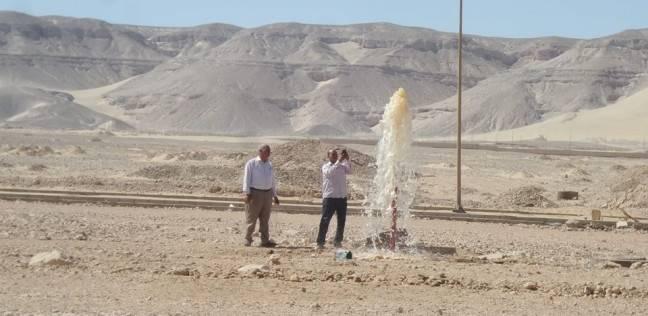 """رئيس """"سوهاج"""" يعلن توصيل خط مياه جديد للجامعة"""