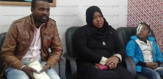 مدير تعليم الإسماعيلية يستقبل أسرة التلميذة المصابة بمدرسة الهواشمة