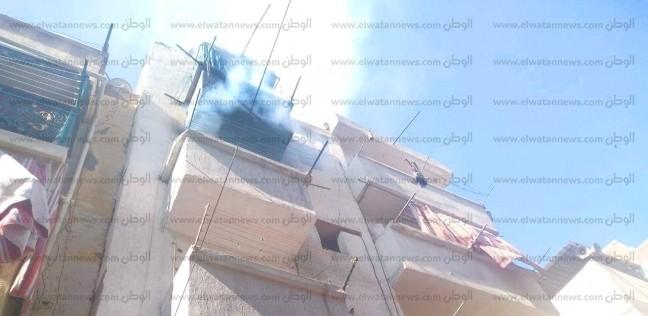 السيطرة على حريق محدود في منطقة مجمع الأديان بمصر القديمة