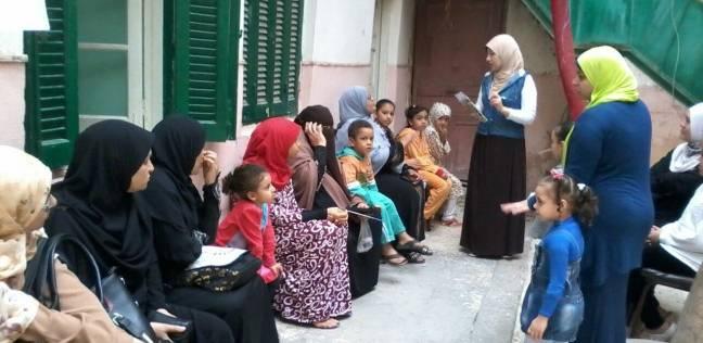 """""""قومي المراة"""" بالإسكندرية ينظم قافلة طبية شاملة"""