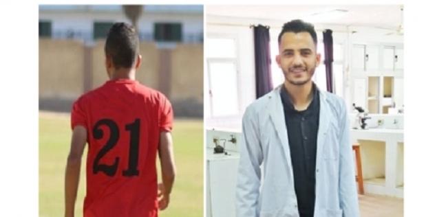 «إبراهيم» طالب طب ولاعب كرة نهارا وعامل في محل «بلاي ستيشن» ليلا