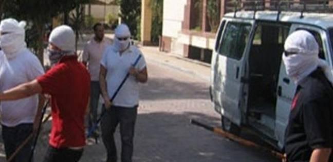 """إصابة نجل وكيل """"صحة الشرقية"""" في سطو مسلح وسرقة متعلقاته"""