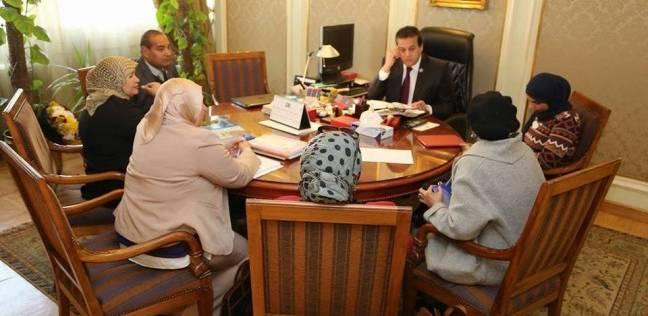 """التعليم العالي تبحث تطوير العمل داخل اللجنة الوطنية المصرية لـ""""يونسكو"""""""