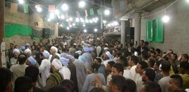 احتفالات المولد النبوي الشريف بدون إجراءات وقائية