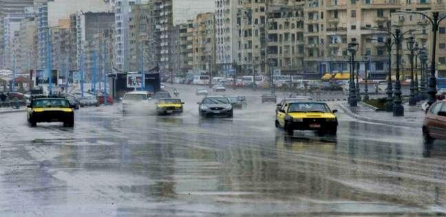 خرائط تساقط الأمطار خلال الأسبوع.. السواحل الشمالية أكثر تأثرا