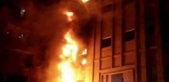 عاجل| حريق هائل بكنيسة العذراء بعين شمس والدفع بـ10 سيارات إطفاء