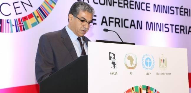 """وزير البيئة لـ""""الوطن"""": مصر توحد """"الأفارقة"""" وتعمل على تنمية شعوبهم"""