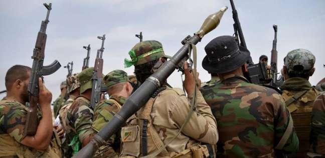 """شيخ عشيرة يتهم مقاتلي """"الحشد الشعبي"""" بتفجير مسجدين ونهب منازل السنة بالأنبار"""