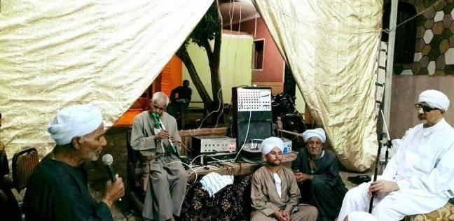 وفاة مداح الرسول الشيخ عبدالماجد الرزيقي