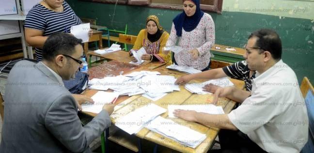 """النتيجة النهائية لـ""""دائرة الأقصر"""": اكتساح """"في حب مصر"""" وإعادة بين مرشحين على """"الفردي"""""""