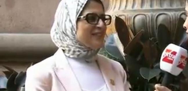 وزيرة الصحة: الانتهاء من قوائم الانتظار.. وعلاج 22 ألف مواطن