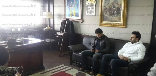 """أحمد حسن لـ""""الوطن"""": شكواي ضد """"منصور"""" لحماية المشاهدين من التجاوزات"""