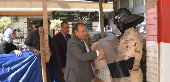 محافظ الإسكندرية: إغلاق صناديق الاقتراع بجميع اللجان الفرعية