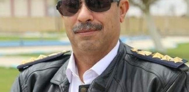 جنازة رسمية لعميد شرطة بالسويس توفي خلال تأمين مباراة الجزائر وكوت ديفوار