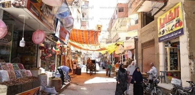 «الرملة».. أقدم شارع تجارى: «كله موجود.. من الإبرة للصاروخ»