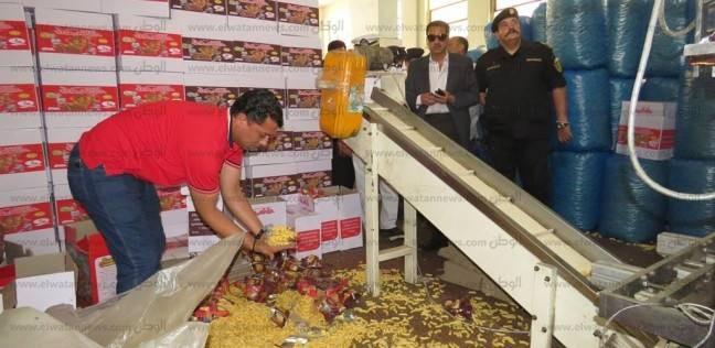 مباحث التموين تحرر 132 مخالفة في حملات على الأسواق بالقاهرة