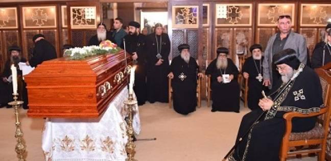 مصر   تواضروس: أصلي لتوبة قتلة الأنبا إبيفانيوس.. ومتأثر بحكم إعدامهما