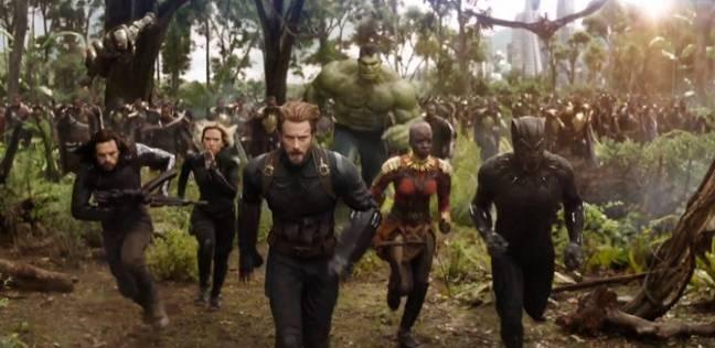 """مع اقترابه من المليارين.. """"Avengers"""" يتراجع إلى المركز الثالث"""