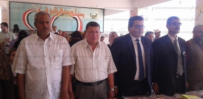 """""""مصر بتحبك"""" معسكر لرياض أطفال إدارة رأس سدر التعليمية بجنوب سيناء"""