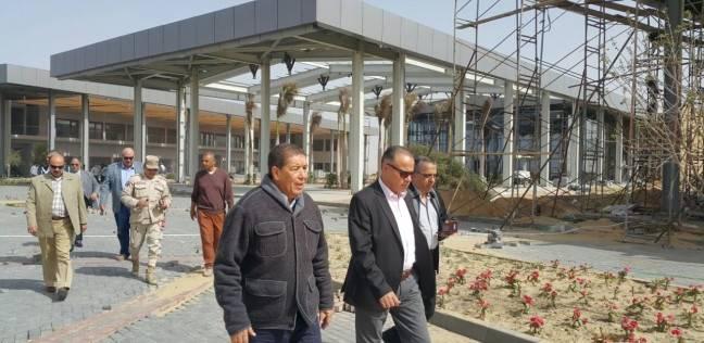 نائب رئيس الهيئة الاقتصادية لقناة السويس يتفقد ميناء شرق بورسعيد