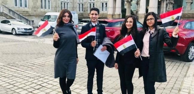 """شباب """"تحيا مصر"""" في منتدى العالم بإسبانيا: نروج لمؤتمر شرم الشيخ"""