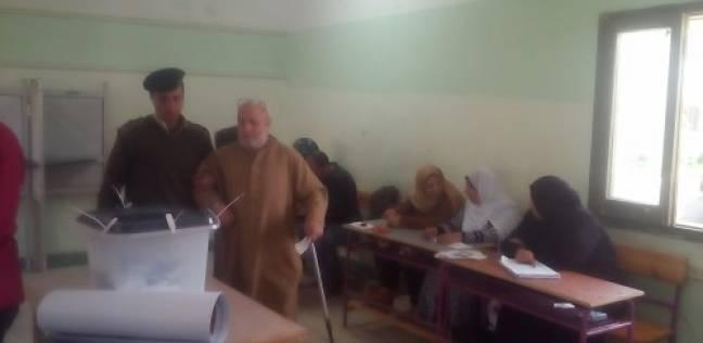بالصور| إغلاق أبواب لجان التصويت بالانتخابات الرئاسية في الغربية