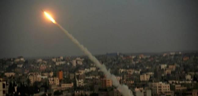 بالفيديو| سماع دوي انفجارات بمدينة تل أبيب