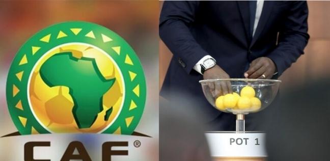 قرعة المجموعات الخاصة بدوري أبطال أفريقيا