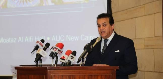 وزير التعليم العالي يعتمد تعيين قيادات إدارية جديدة بالجامعات