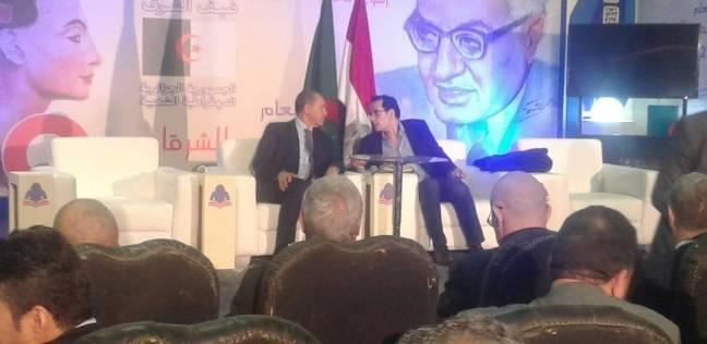 وزير الثقافة الجزائري: العلاقات المصرية- الجزائرية ليست وليدة اللحظة