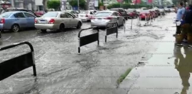 الأرصاد: أمطار رعدية الخميس والجمعة مع انخفاض في درجات الحرارة