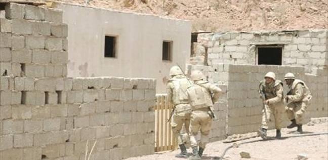 تصفية 6 إرهابيين بشمال سيناء والقبض على خلية شديدة الخطورة