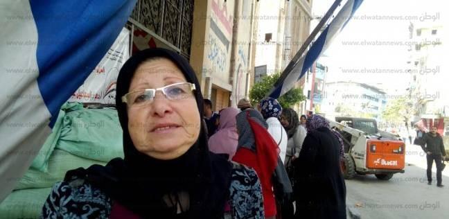 """السيدة زينب: خرجت منذ 7 صباحا من منزلي """"دي مش انتخابات دي فرح"""""""