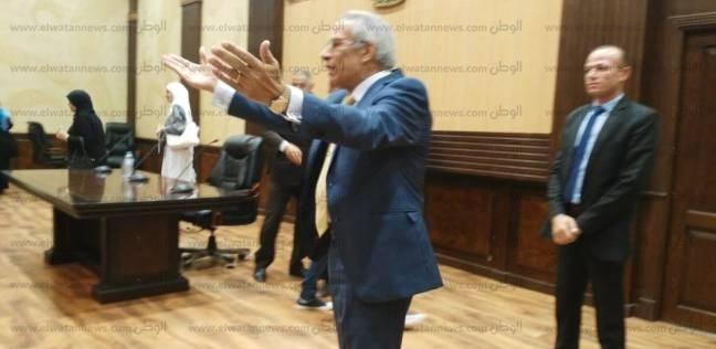 محافظ شمال سيناء السابق يودع أهالي المحافظة بكلمات مؤثرة واعتذارات