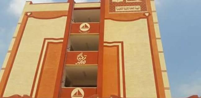 رئيس مدينة الزرقا في دمياط يتابع أزمة برج الضغط العالي