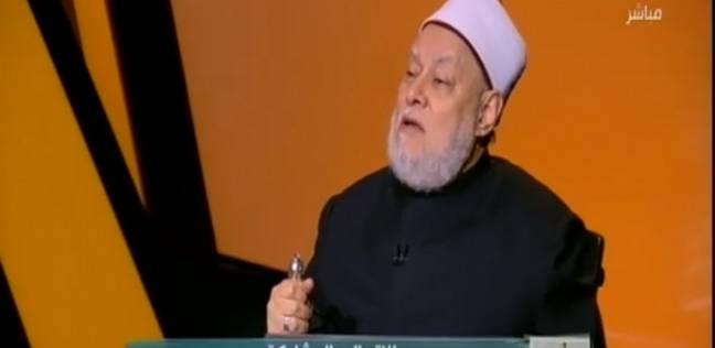 علي جمعة: الأزهر محمي من الله وليس من رجال أو دولة