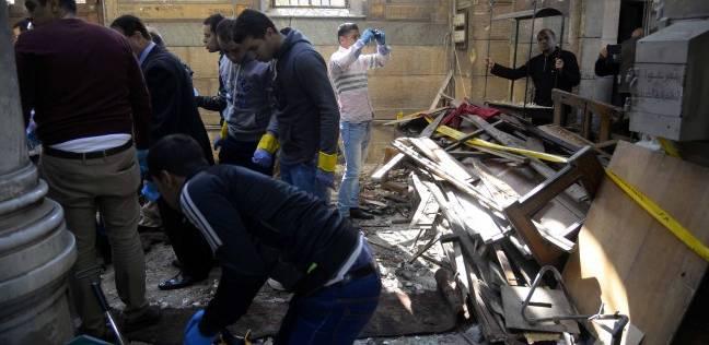 تحقيقات «تفجيرات الكنائس الثلاث»: 18 من المتهمين «أقارب».. وانضموا لتنظيم داعش وحاولوا السفر إلى سيناء