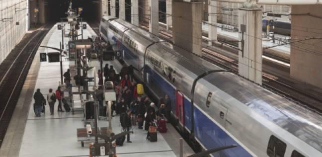 """توقف حركة قطار """"شبين القناطر – المرج"""" بسبب إضراب الكمسارية"""