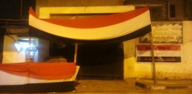 إغلاق لجان المعادي ودار السلام بعد انتهاء اليوم الثاني للتصويت