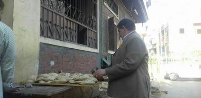 ضبط دقيق مدعم وتحرير 541 محضر إشغال بديرمواس بالمنيا