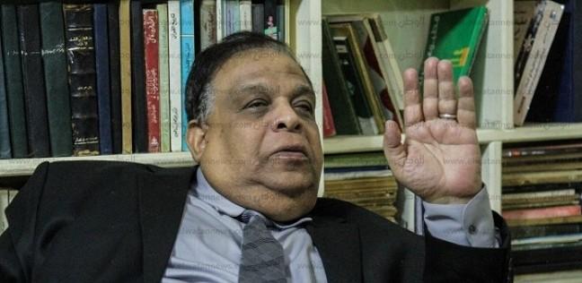 عصمت نصار: القوى التى حاربت «محمد على وعبدالناصر» ستحاول ضربنا إذا واصل «السيسى» مشروع بناء مصر