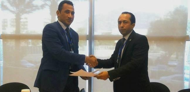 مركز تسويق خدمات جامعة الفيوم يوقع مذكرة تفاهم مع الجامعة الأردنية