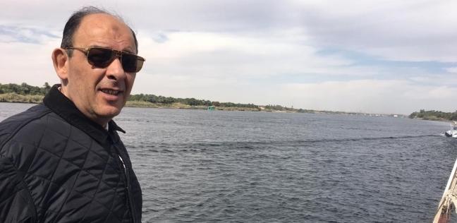 """""""النقل النهري"""": إنهاء الصيانة الدورية بـ""""هويس جناكليس"""" في الإسكندرية"""