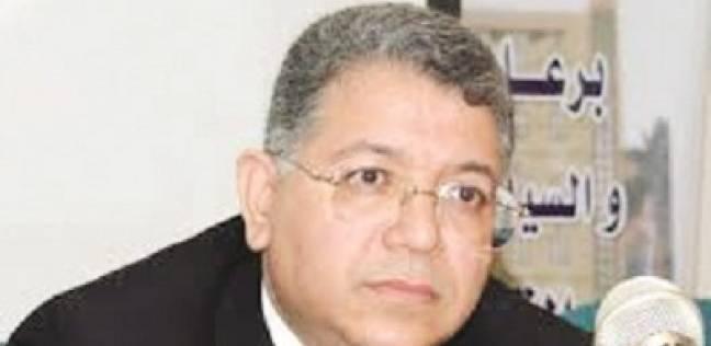"""""""الكبد المصري"""" تكرم أسرة الشهيد محمد القاضي بالدقهلية"""
