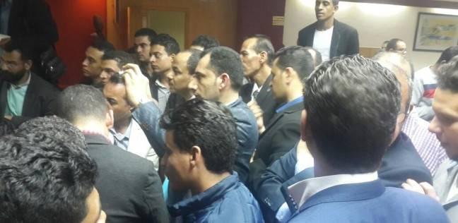 انسحاب 5 من أعضاء مجلس نقابة الصحفيين من الاجتماع التشاوري
