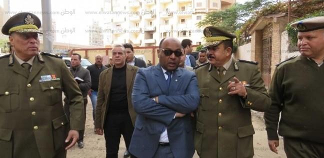 تحرير 654 مخالفة مرورية و58 قضية تموينية في حملة أمنية بالغربية