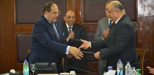 بروتوكول تعاون بين وزارة التخطيط ومحافظة سوهاج لتحسين الخدمات